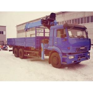 Манипулятор Man в Звенигороде 3 т 5 т кузов