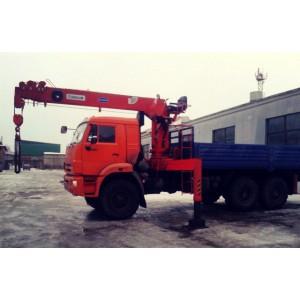 Аренда манипулятора КАМАЗ 7 тонн Фрязино