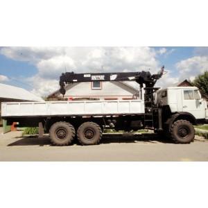 Услуги манипулятора КАМАЗ (Вездеход) 4 тонны Клин