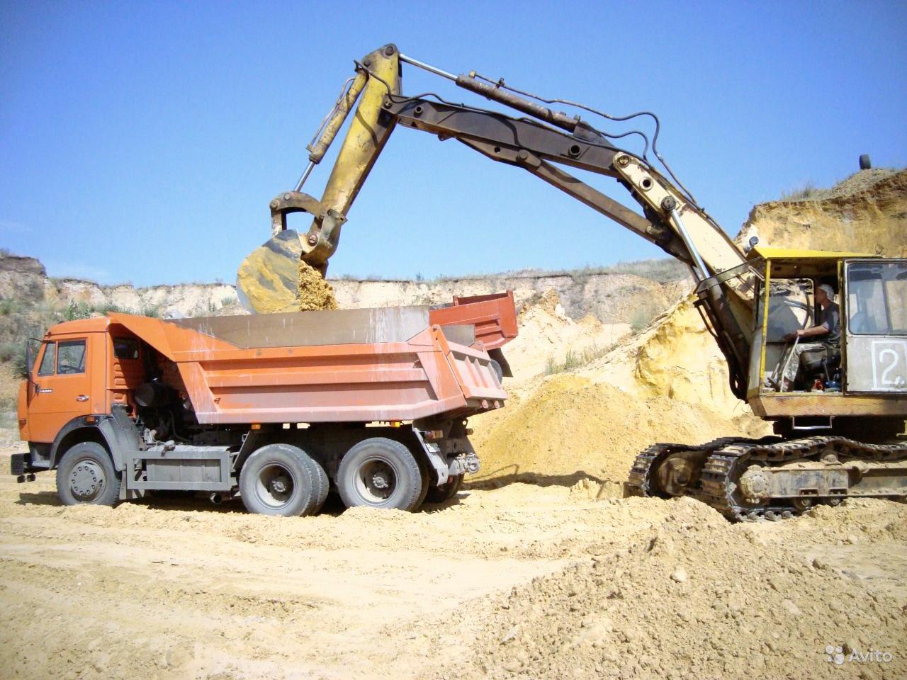 Доставка песка и</highlight> щебня в <highlight>софрино
